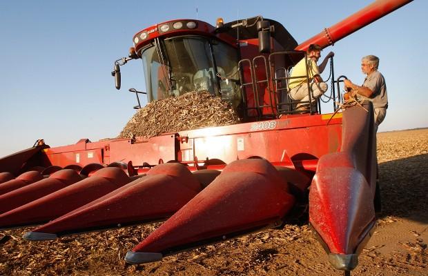 Noem Calls Split Farm Bill A Start