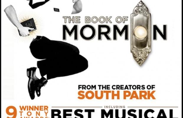 Book of Mormon 5/21-22 2016