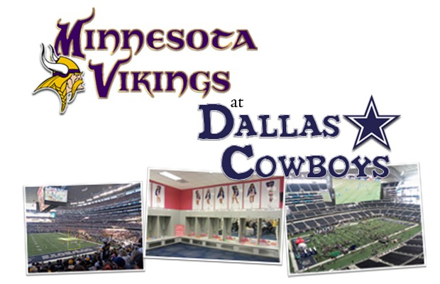 Vikings @ Dallas 11/1-4 (SOLD OUT)