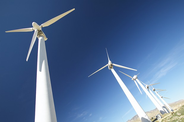 Wind Energy Coming Back