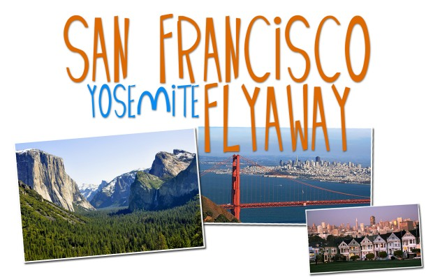 Flyaway to San Francisco 9/4-8