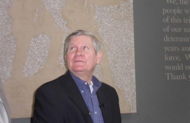 SD Senator Tim Johnson says Banking Rules Adequate..