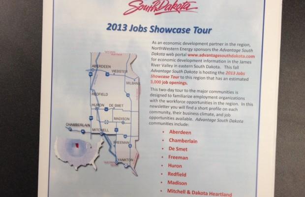 SD Advantage Wraps Up Job Tour