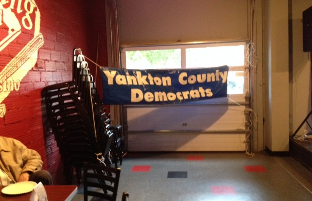 Yankton County Democrats Rally for Higher Wages