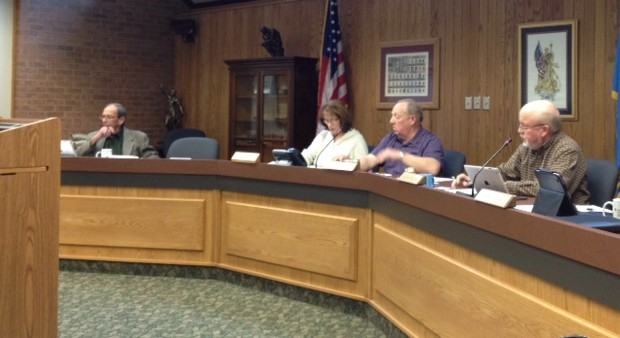 County Commission Reorganizes