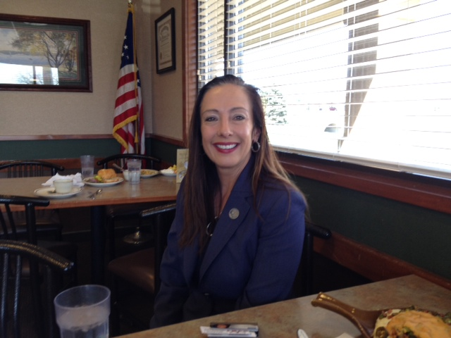 Robinson Gears Up For South Dakota House Race