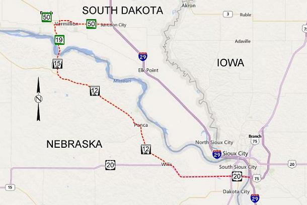 I-29 closed in South East South Dakota