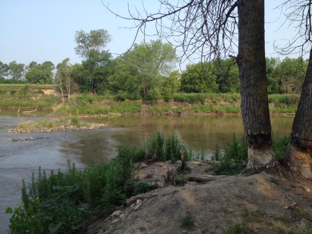 James River Back-ups Have Yankton Officials Concerned
