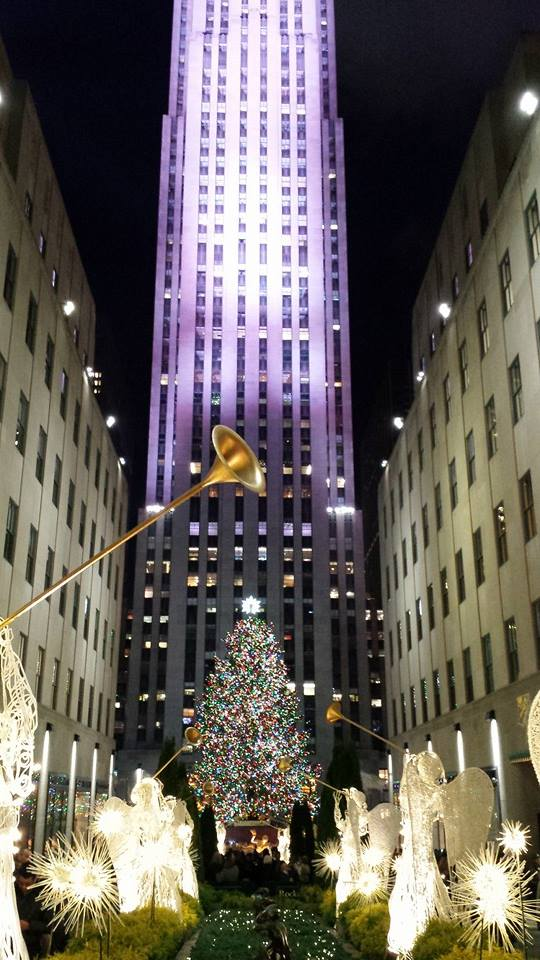 Christmas Ny 2019.Christmas In New York City December 8 13 Or 14 19 2019