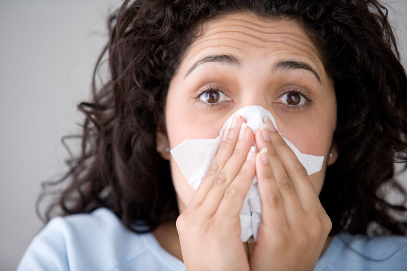 Influenza season: So hot right now