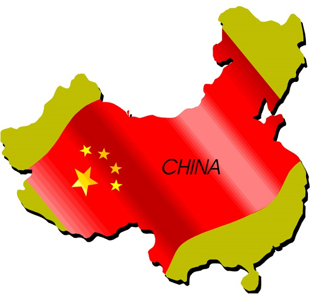 China To Take US Beef By July Radio WNAX - China map in us flag