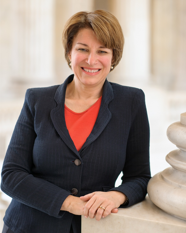 Minnesota Senator Amy Klobuchar Announces Run for ...