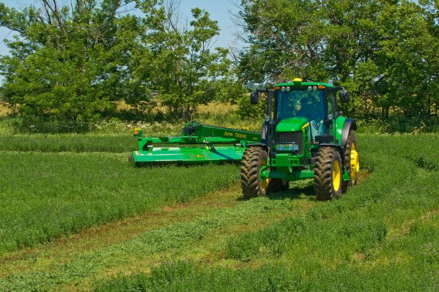 Mahor Technology Management: Top End Alfalfa Production Takes Technology And Management