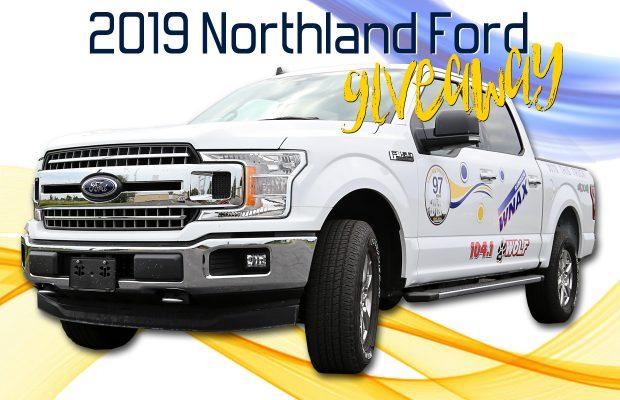 Northland Ford Giveaway | Radio 570 WNAX