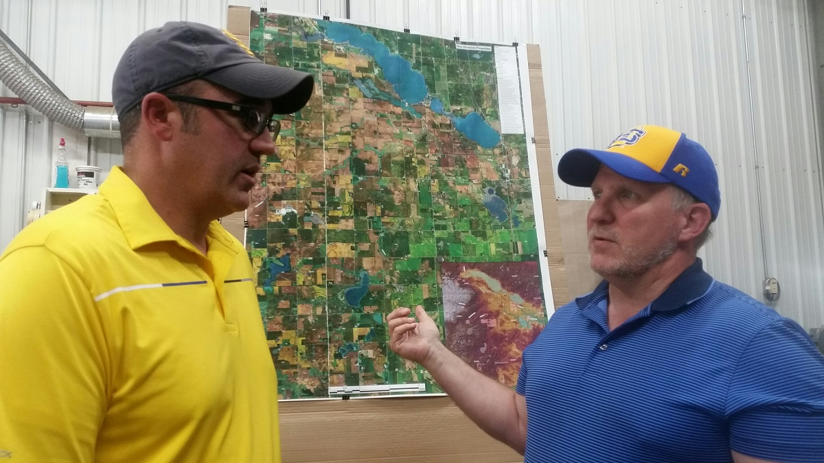 EPA Regional Administrator Talks Carbon Sequestration And Biofuels On South Dakota Tour